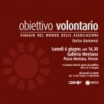 Obiettivo volontario, il viaggio di Enrico Genovesi nel mondo delle associazioni